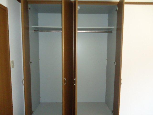 グラン・リーオ伏見 102号室の収納