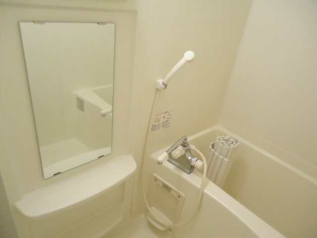 ヴォーノシロスナ 203号室の風呂