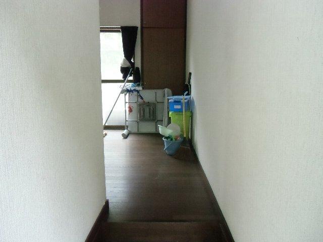 ザ・ホタル D号室の居室