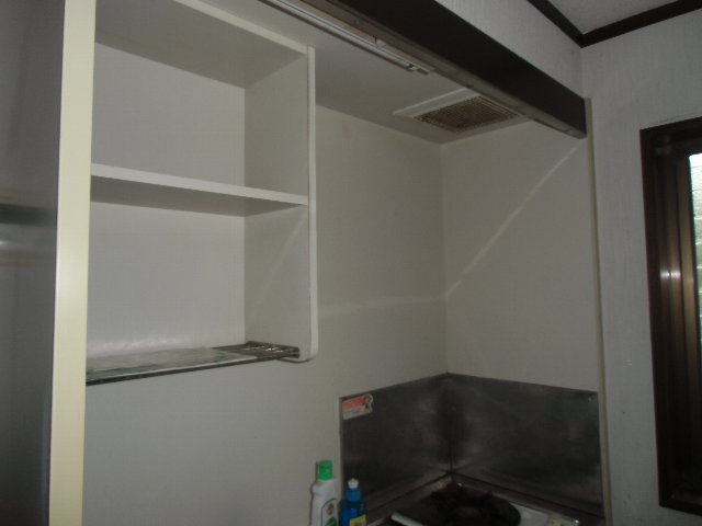 ザ・ホタル D号室のキッチン