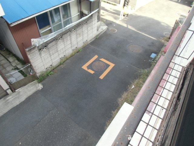 鈴木荘 1-1号室の景色