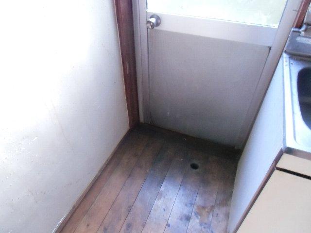 鈴木荘 1-1号室の風呂