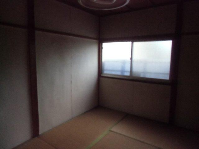 鈴木荘 1-1号室のベッドルーム