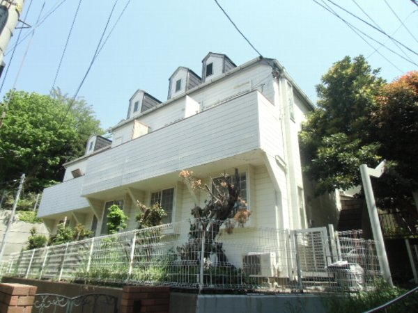 パンシオン堀ノ内外観写真