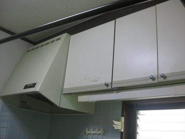 ザ・ホタル A号室のキッチン