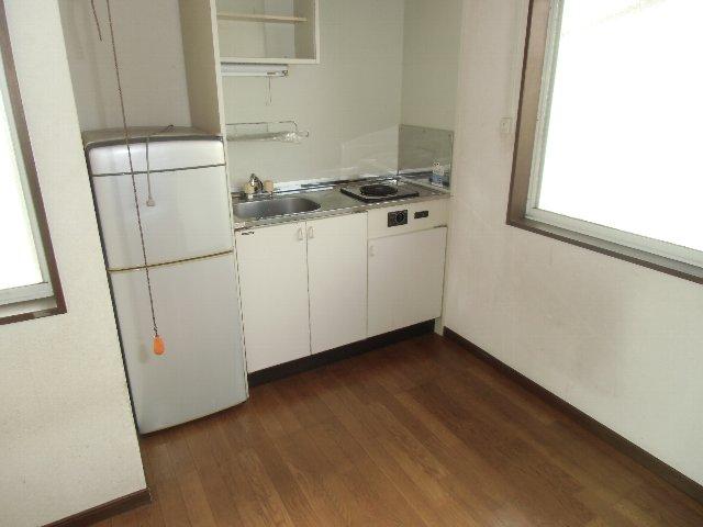 たかせハイツ 201号室のキッチン