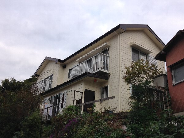 コーポTAKAHASHI外観写真