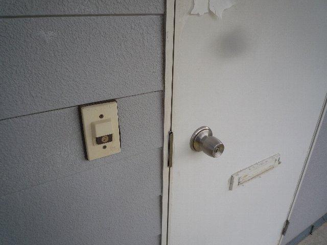 新美アパート 202号室のセキュリティ
