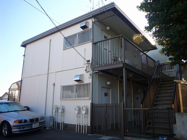 斉藤アパート外観写真