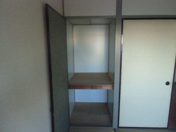 ガーベラマンション汐入 303号室の収納