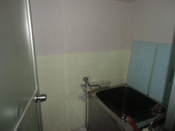 ガーベラマンション汐入 303号室の風呂