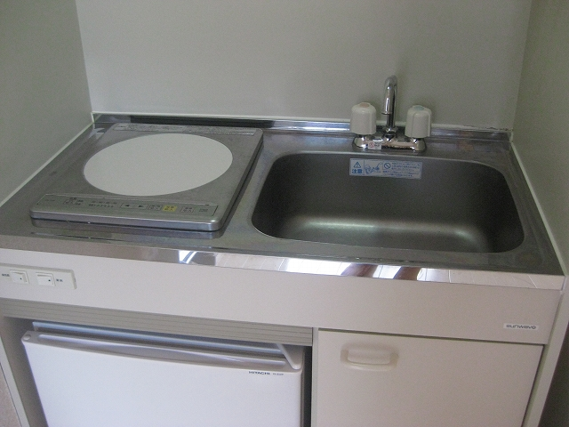 ユナイト衣笠ピッカーニャ 203号室のキッチン