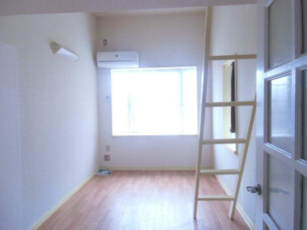 プラザ・ドゥ・ベルテックスB棟 101号室のリビング