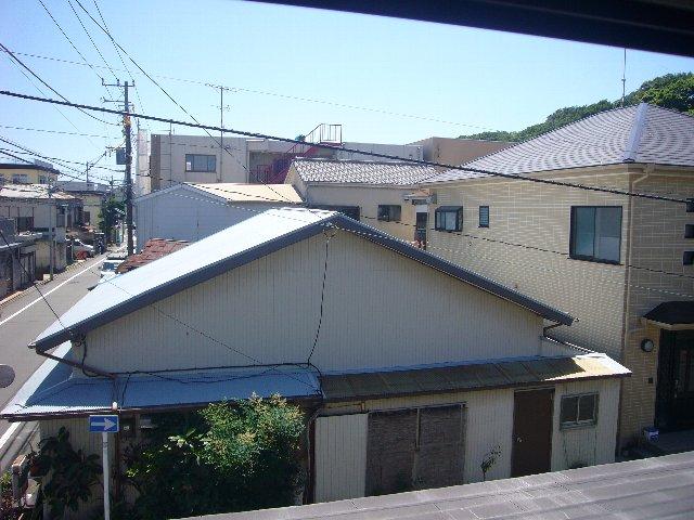 瀬戸アパート 2-2号室の景色
