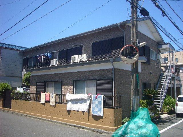 瀬戸アパート 2-2号室の外観