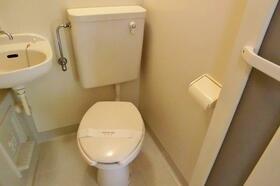 サンヒルズ 103号室のトイレ