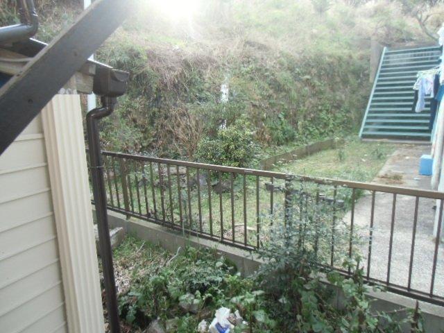 グレーシア横須賀中央 103号室の景色