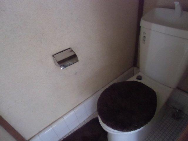 グレーシア横須賀中央 103号室のトイレ