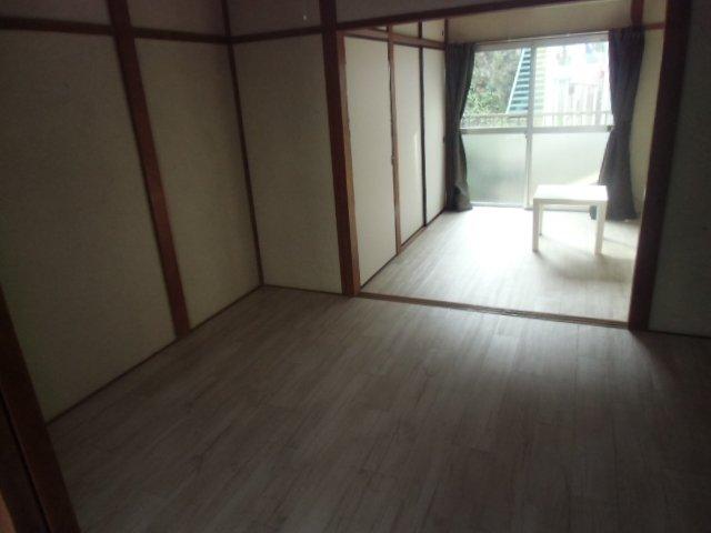 グレーシア横須賀中央 103号室のベッドルーム