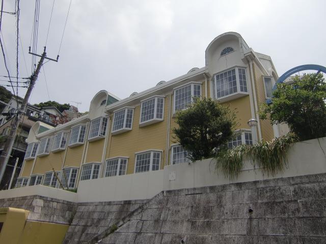 プラザ・ドゥ・ベルテックスA棟の外観