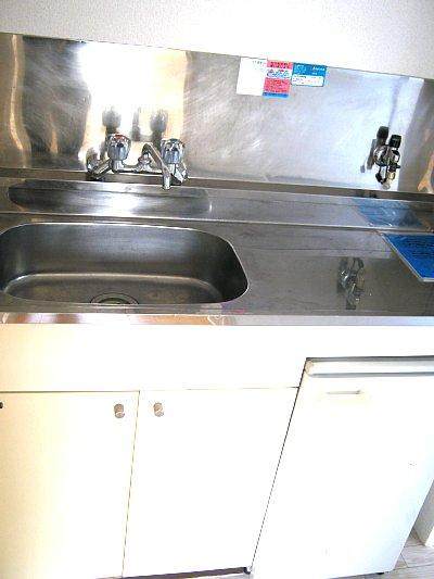 プラザ・ドゥ・セリーズ 103号室のキッチン