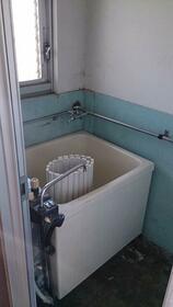 丸美荘 B-5号室の風呂