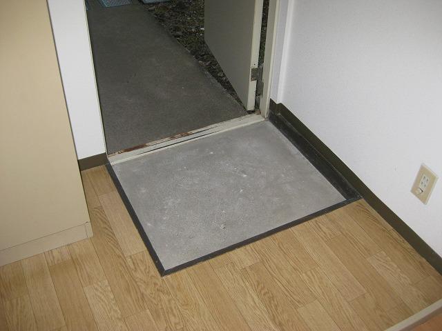 ラ・メゾンK 101号室のセキュリティ