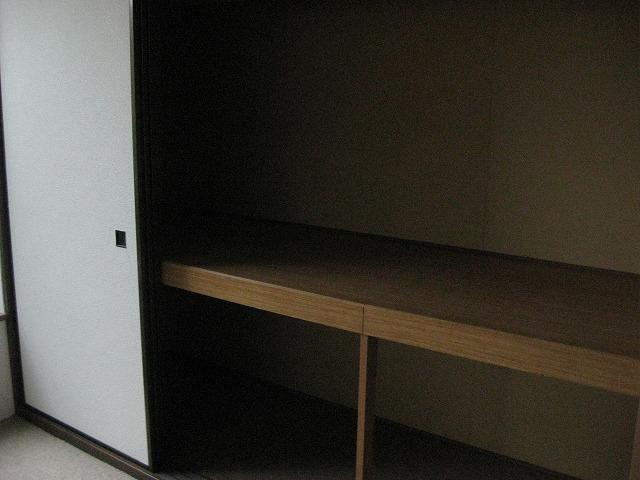 ラ・メゾンK 101号室の収納