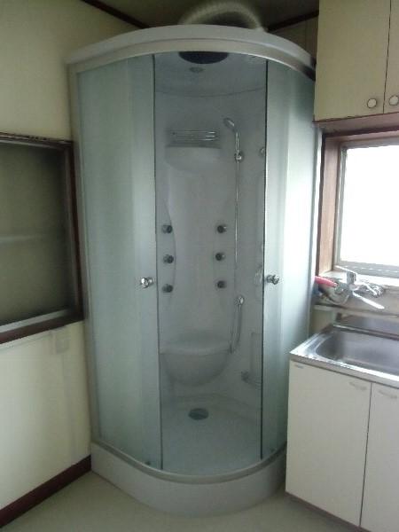 久末アパート 201号室の風呂