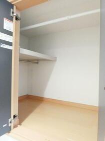 ビラ・リバーサイド多摩川 203号室の収納