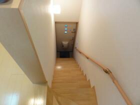 ビラ・リバーサイド多摩川 203号室の玄関