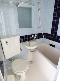 TOP高輪台 406号室の風呂