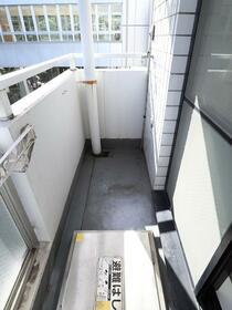 TOP高輪台 406号室のバルコニー