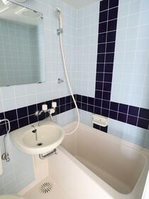 TOP高輪台 406号室の洗面所