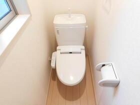 イースタンパレス浦賀 202号室のトイレ