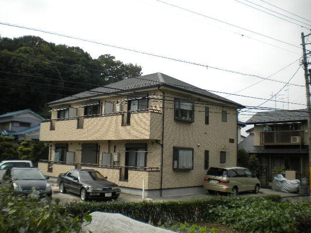 ラピス大倉山7の外観