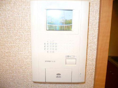 レオパレスアビタンティ 104号室のセキュリティ