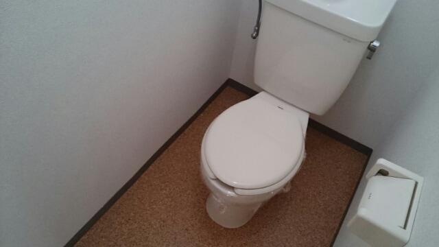 アーククロス 01030号室のトイレ