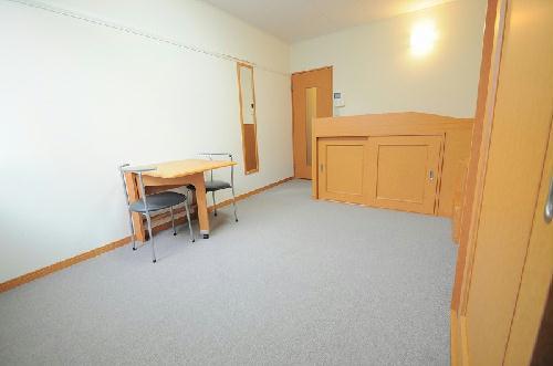 レオパレス新都心マティダ 303号室のキッチン