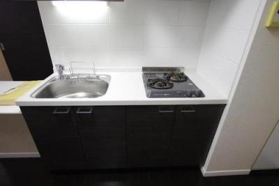 ブライズ東雪谷アジールコート 601号室のキッチン