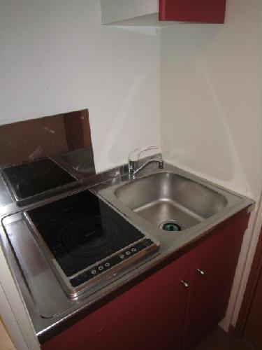 レオパレスグリュ 204号室のキッチン