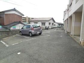 アーバン香椎A 103号室の駐車場