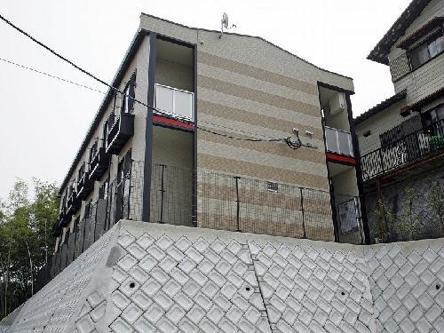 レオパレスKY 205号室の外観