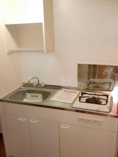 レスポアール城南 01020号室のキッチン