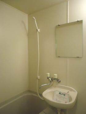 レスポアール城南 01020号室の風呂