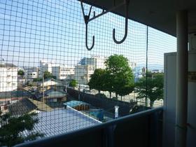 山文ビル 302号室の景色