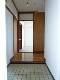 山文ビル 302号室の居室
