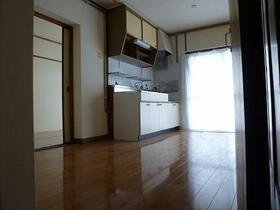 山文ビル 302号室のキッチン