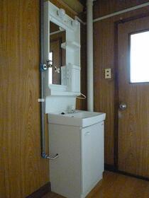 山文ビル 302号室の玄関