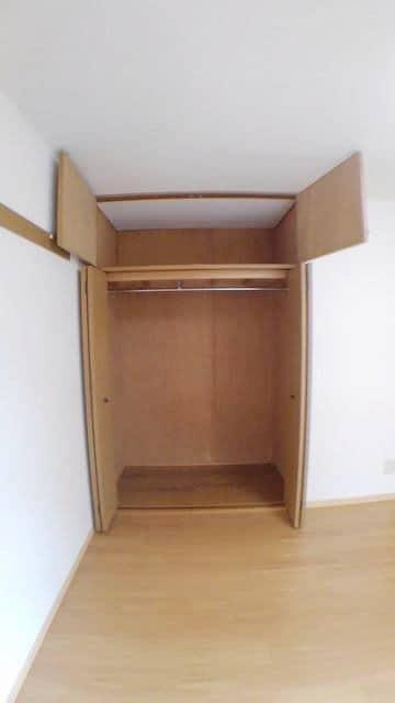 エスポワール由布 01020号室の収納